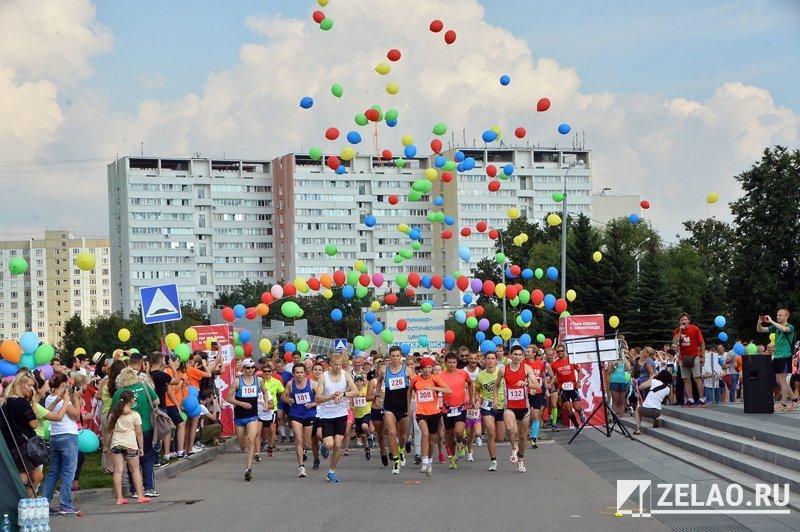 «В тот же день и тот же час»: бежим в Зеленограде, думаем о Рио
