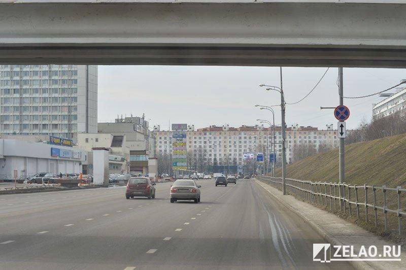 На Савелкинском проезде построят новый внеуличный пешеходный переход