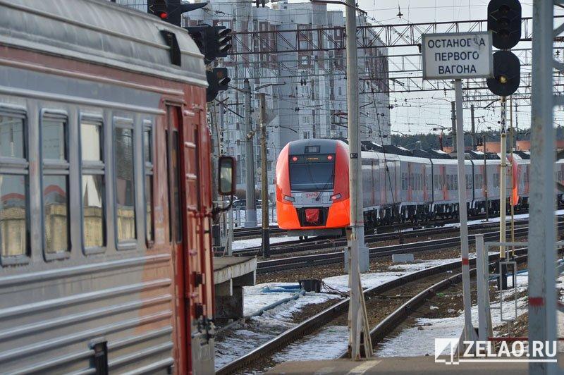 В утренний час пик из Зеленограда до Москвы запустят новую «Ласточку»