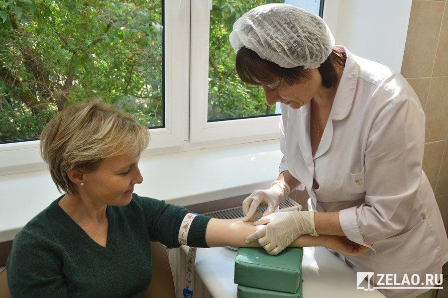 Зеленоградцев приглашают пройти вакцинацию в преддверии начала сезона гриппа