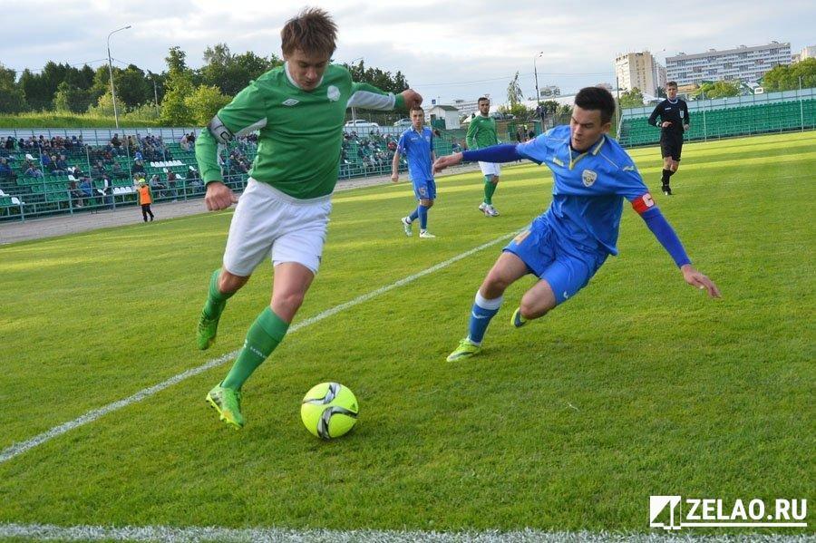 Игра ФК «Зеленоград» с ФК «Приалит» перенесена на более поздний срок