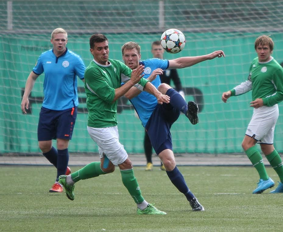 Зеленоградские футболисты стали лидерами Первенства России по футболу среди команд III дивизиона