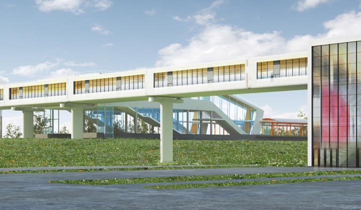 Строительство ТПУ у станции метро «Ховрино» планируется завершить к середине следующего года