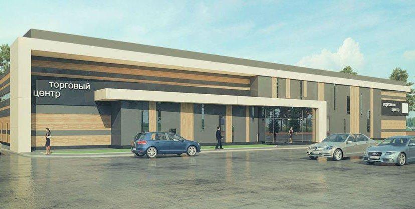 На Крюковском рынке началось строительство нового торгового центра