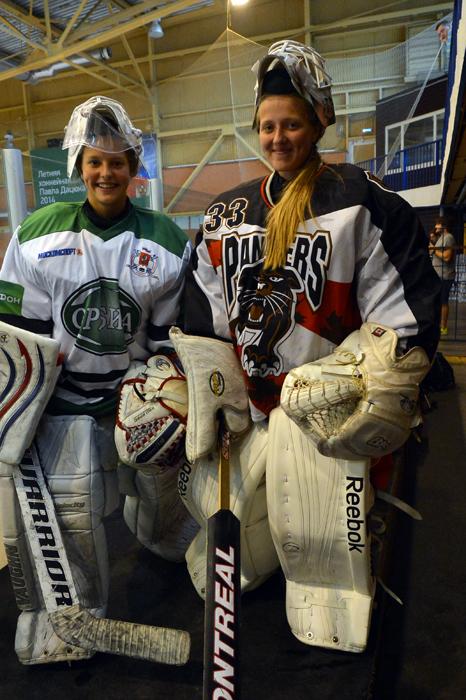 Юных зеленоградских хоккеисток вызвали в сборную России